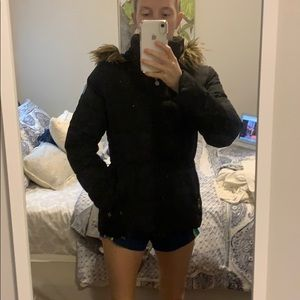 Puffy Calvin Klein winter coat!